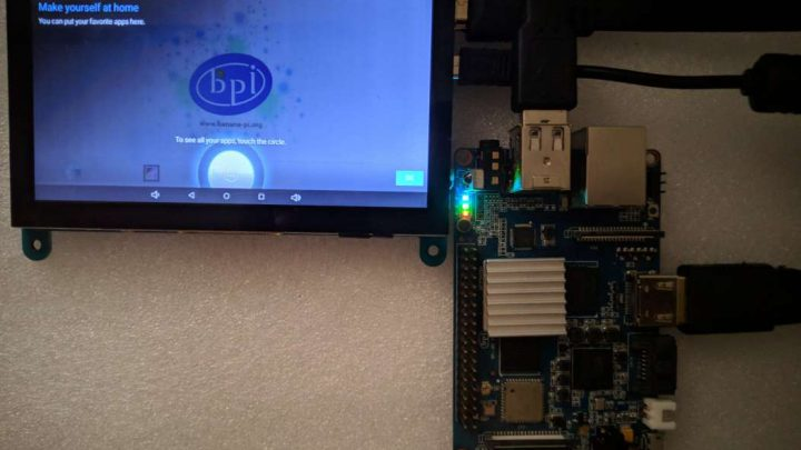 5inch HDMI_B lcd with banana pi