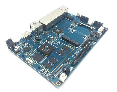 Introducing the Banana Pi R2