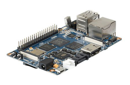 Introducing the Banana Pi M3