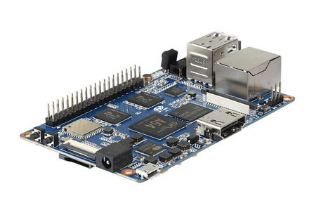 Introducing the Banana Pi M64