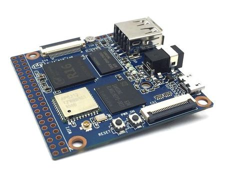 Introducing the Banana Pi M2M
