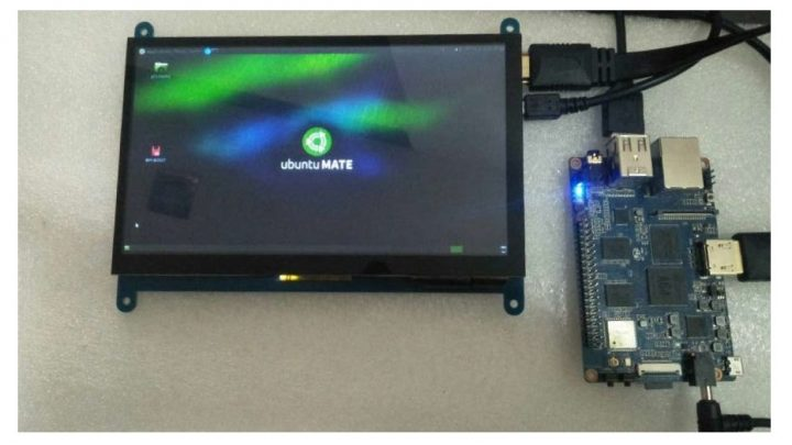 7inch HDMI_B lcd with banana pi