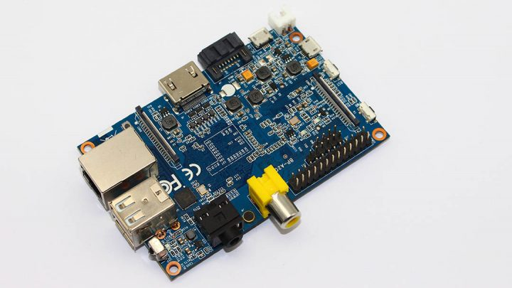 Introducing the Banana Pi M1