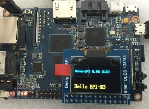 BPI OLED Display Module